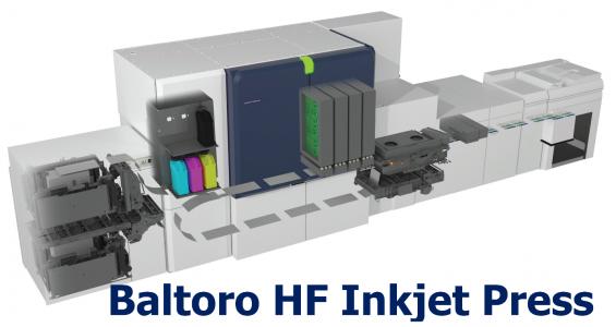 Baltoro HF Inkjet