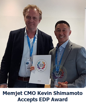 Kevin Shimamoto, Memjet