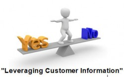 leveraging customer information