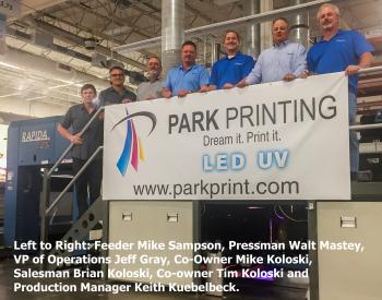 Park Printing Team