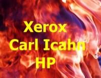 Xerox Carl Icahn HP image