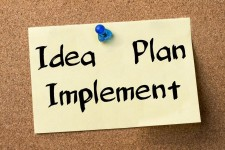 Idea Plan Implement Sid Chadwick
