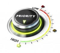 priority button